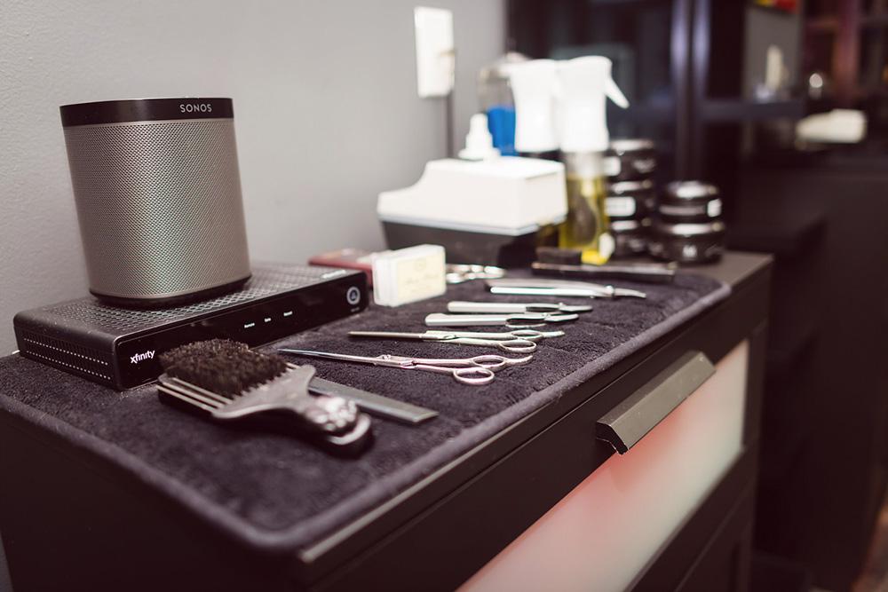 Nuevo aula taller de peluquería